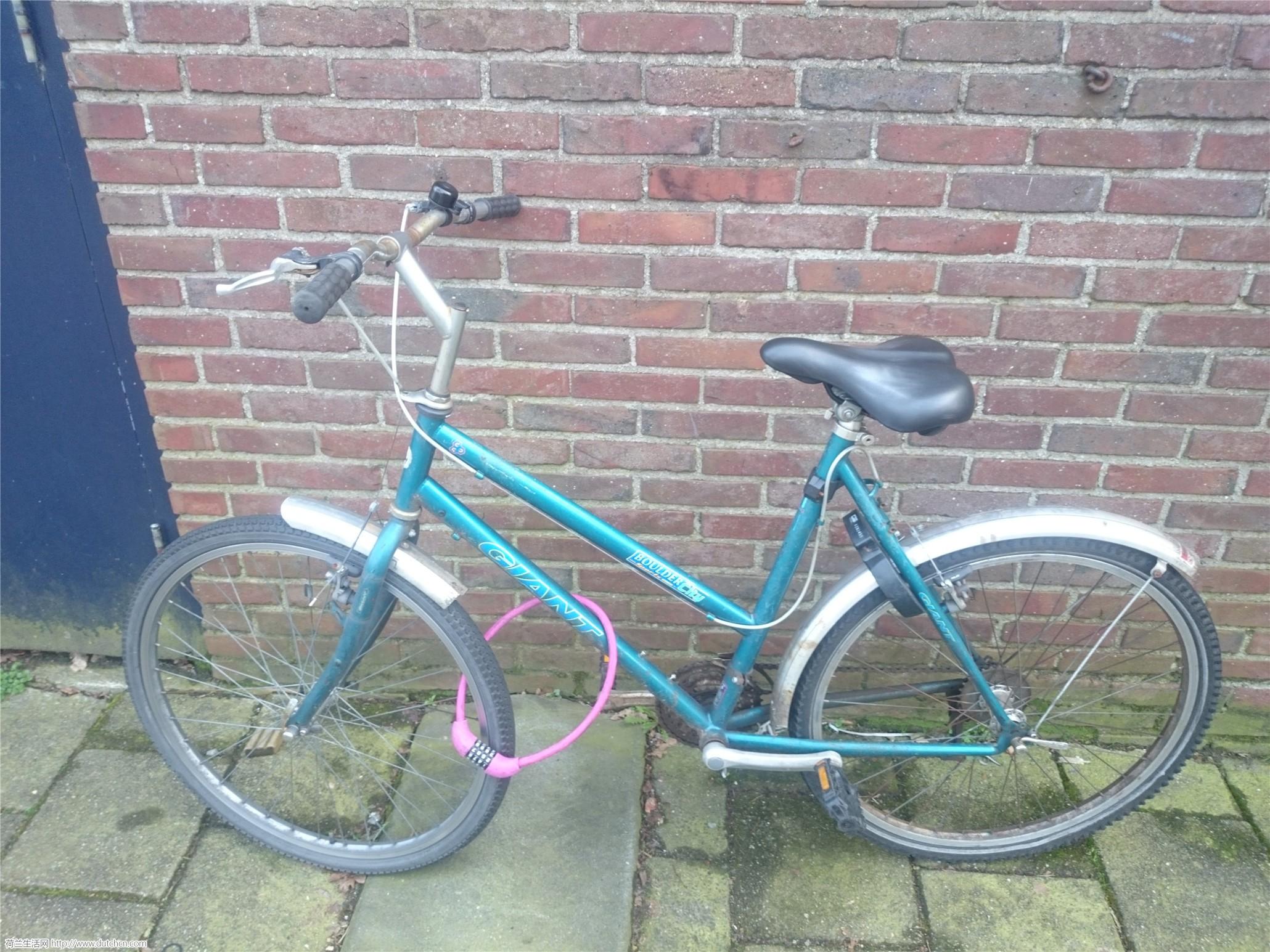 阿芬阿姆出一辆单车50欧