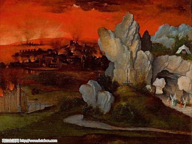 """16世纪荷兰艺术的精华,看勃鲁盖尔笔下恢宏的""""巴别塔"""""""
