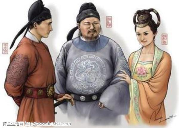 中国的福尔摩斯,做过宰相,不是包拯,荷兰人崇拜他!