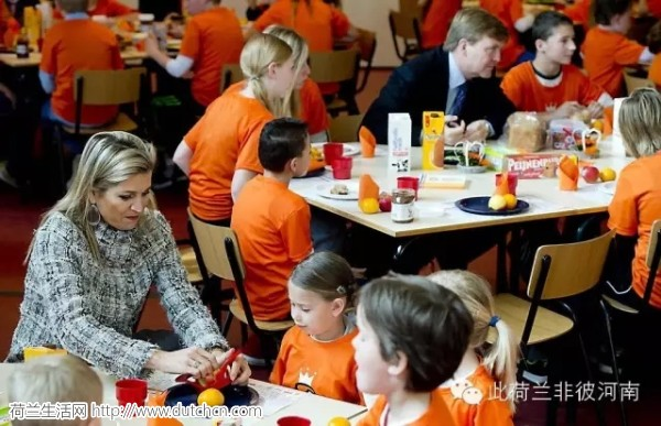 国王生日,小学生开运动会:荷兰如此进行爱国主义教育