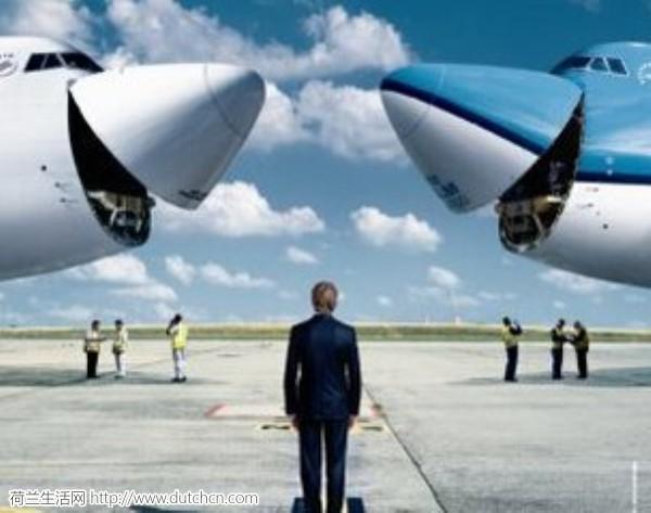 """法国航空和荷兰皇家航空一言不合要""""分手""""?"""