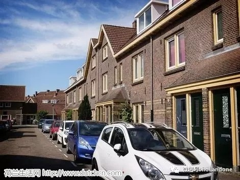 阿姆斯特丹穷人获额外租屋折扣