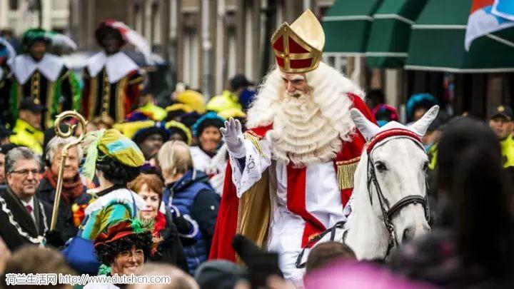 圣尼古拉斯节又要到啦,然而...荷兰继续纠结于黑皮特的形象问题中