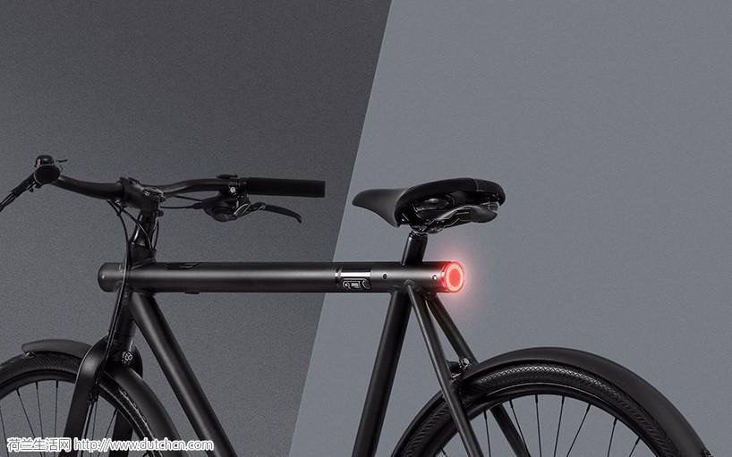 荷兰制造的那些屌(guì)炸天的自行车,比他们的风车要强多了