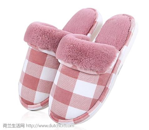 保暖厚实的室内毛绒拖鞋,秒杀价11.99欧