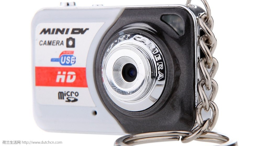 刷新你对相机的定义,Andoer X 6便携式超迷你相机仅售12欧