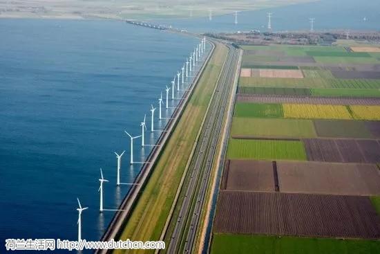 去年荷兰海岸的海平面比以往任何时候都高