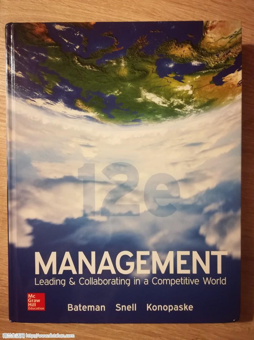 二手书出售  1. International Business Management(IBM) 第十...