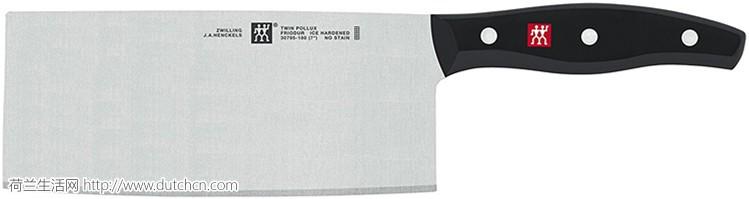 适合你的菜刀才是好菜刀,Zwilling双立人TwinPollux中式菜刀特价39.99欧