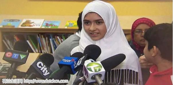 11岁穆斯林少女称被华人攻击侮辱,戏精政客纷纷声讨!真相却…
