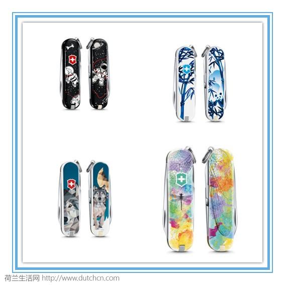 Victorinox 多功能瑞士军刀特价8.90欧起 ,新增斯巴达人礼盒装,能免费刻字