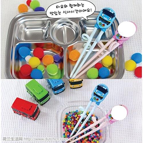 让孩子聪明起来,韩国 Edison 聪明巴士儿童学习筷特价优惠仅售12.39欧!
