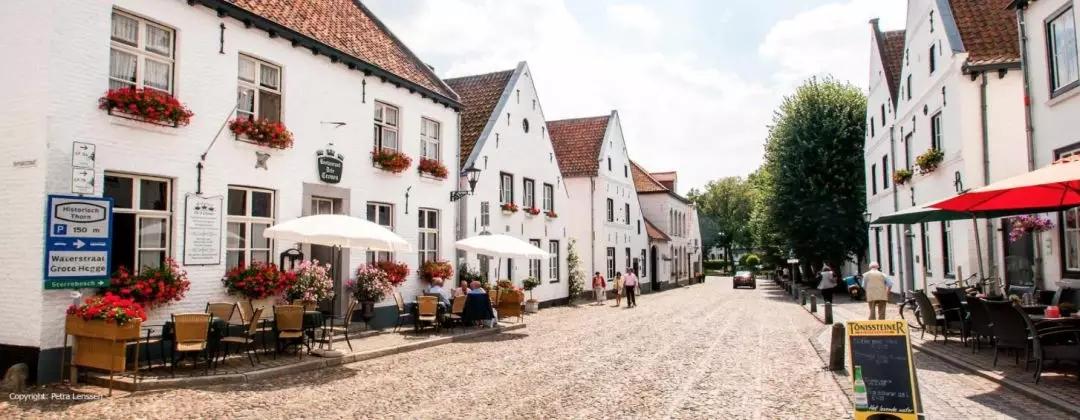女巫镇,失忆村,云中城,这世上你没见过的童话,全在荷兰了