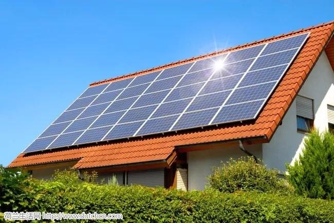 海上的太阳:荷兰将制造世界上第一座漂浮的太阳能农场