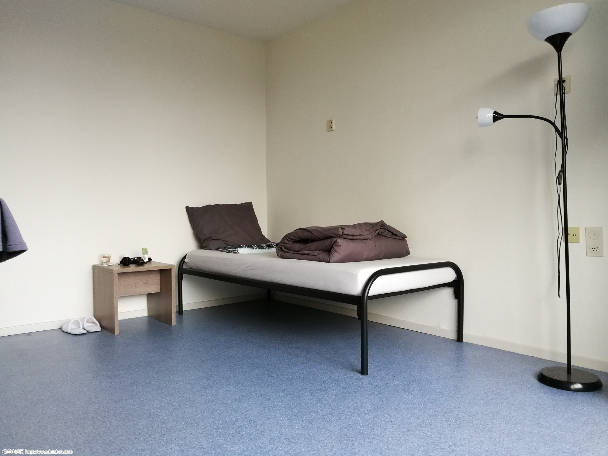 代尔伏特单身公寓四个月整租