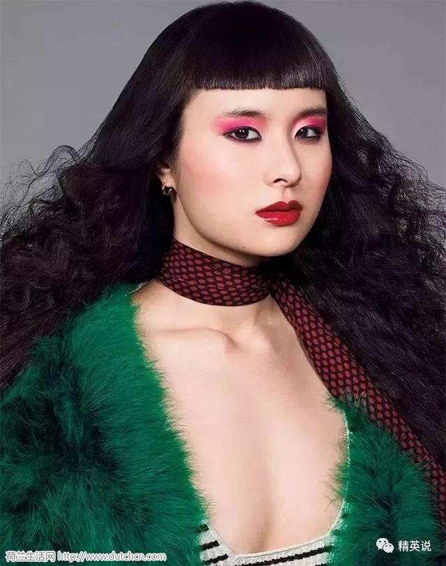 哥大毕业的华裔名媛成时尚界新宠,显赫家世浓缩了一部中国近代史