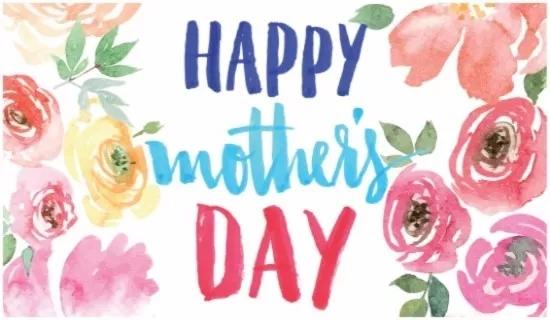 母亲节!荷兰妈妈们列出了她们真的想要的节日礼物清单?
