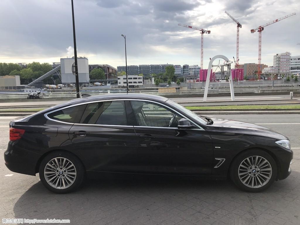 离开荷兰卖2014年宝马GT 318D 售2.5W欧 阿姆斯特芬可看车