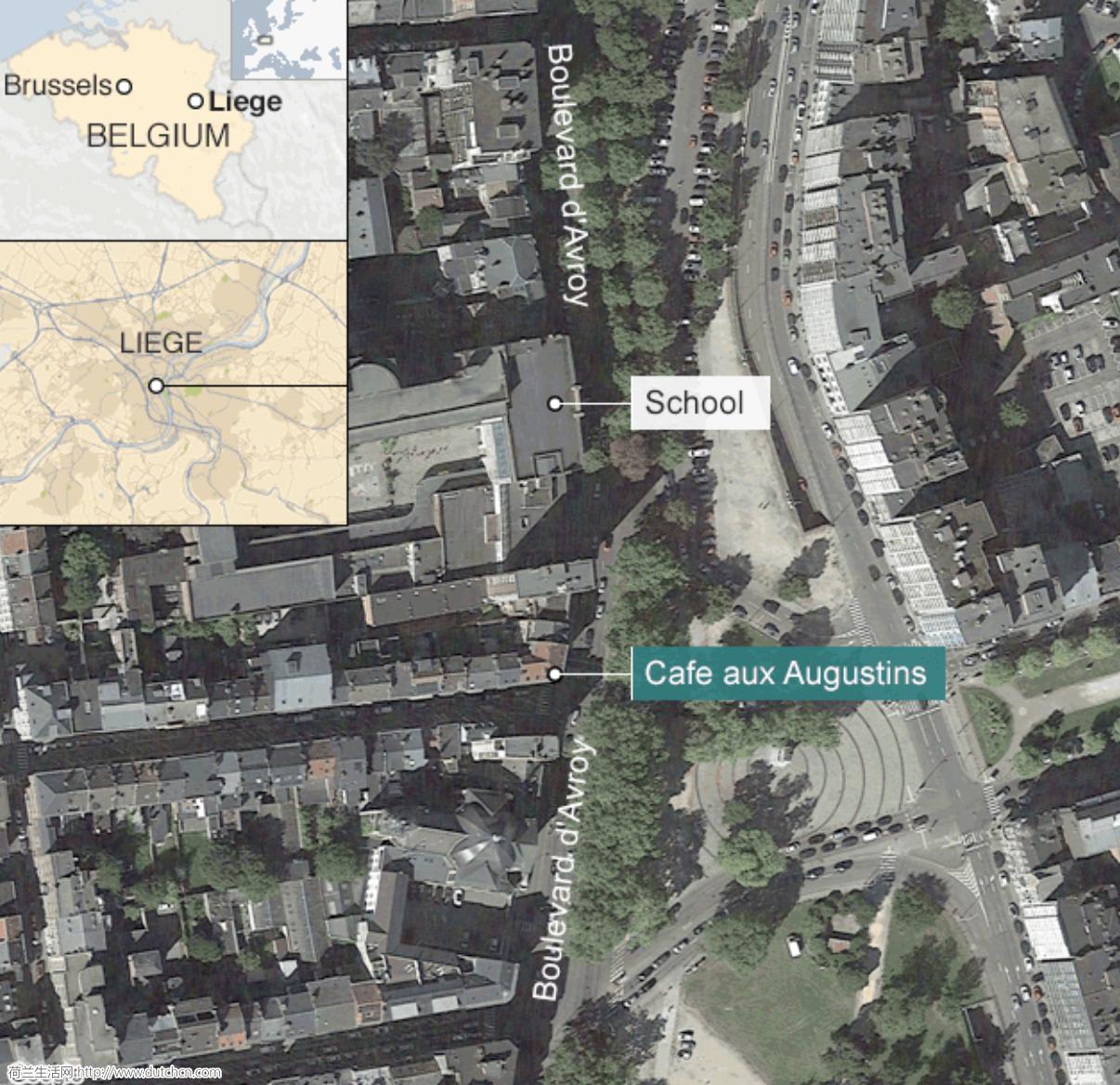 突发!比利时再现恐怖事件!3人死亡,多名警察受伤!无华人受伤…