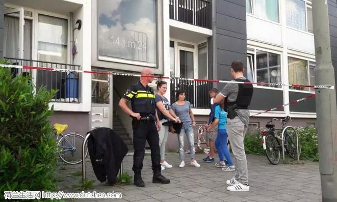 荷兰居民区惊现嚣张叙利亚恐怖分子!特警受伤,警犬死亡…
