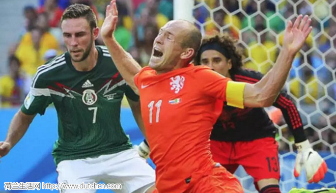 荷兰没进世界杯,于是全荷兰打算支持比利时?!还有人打算…