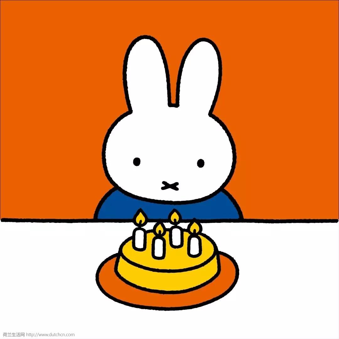 我是来自荷兰的明星米菲,今天是我的生日哦!