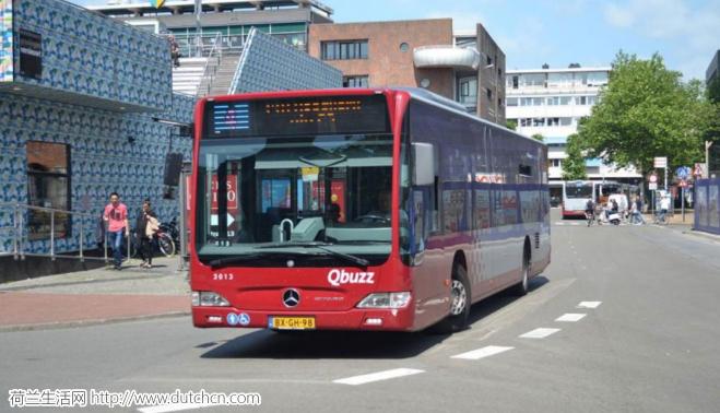 今日全荷公交开始罢工!80%地区全部瘫痪!除了这两个城市