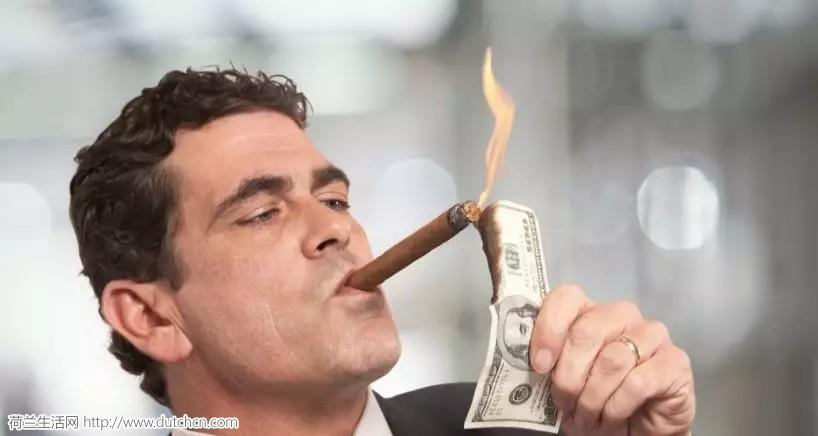 荷兰的百万富翁人数持续增加,没钱的我还是没钱...