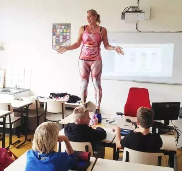 每周四天课、父母替老师代课,荷兰的学校都这么任性的吗!