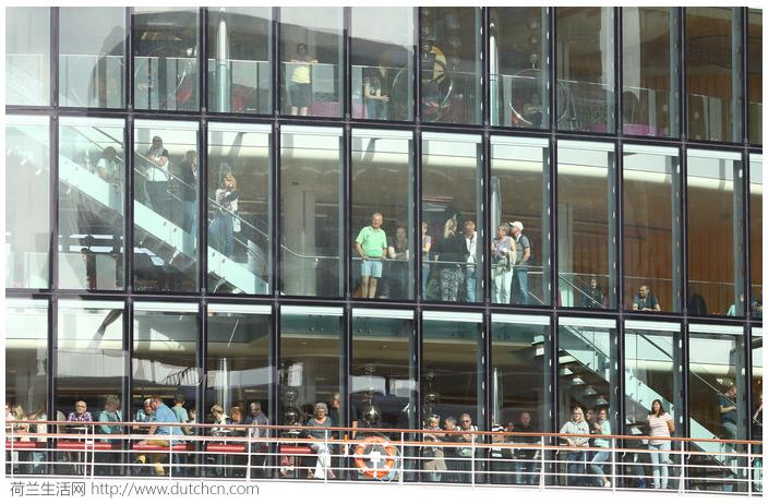 鹿特丹大型游轮发现传染性极强病毒 70多人腹泻被隔离