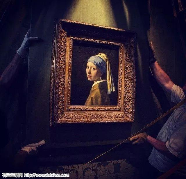 免费游海牙最著名皇家美术馆!艺术家教你来画画!开启奇妙之旅