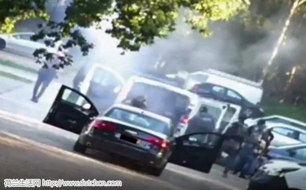 突发!又一恐袭团伙在荷兰被捣毁,意图机枪扫射和汽车炸弹袭击