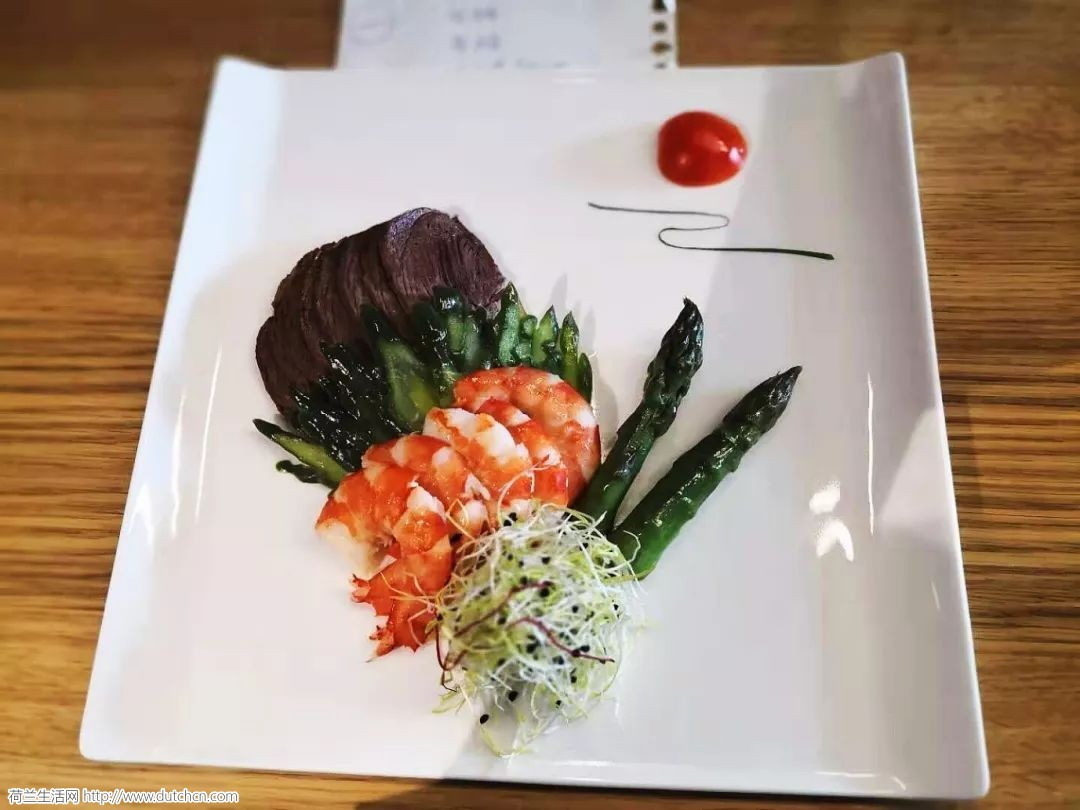 活动回顾 |帝都御膳厨师惊艳荷兰,中式特餐给你圣诞厨房灵感!