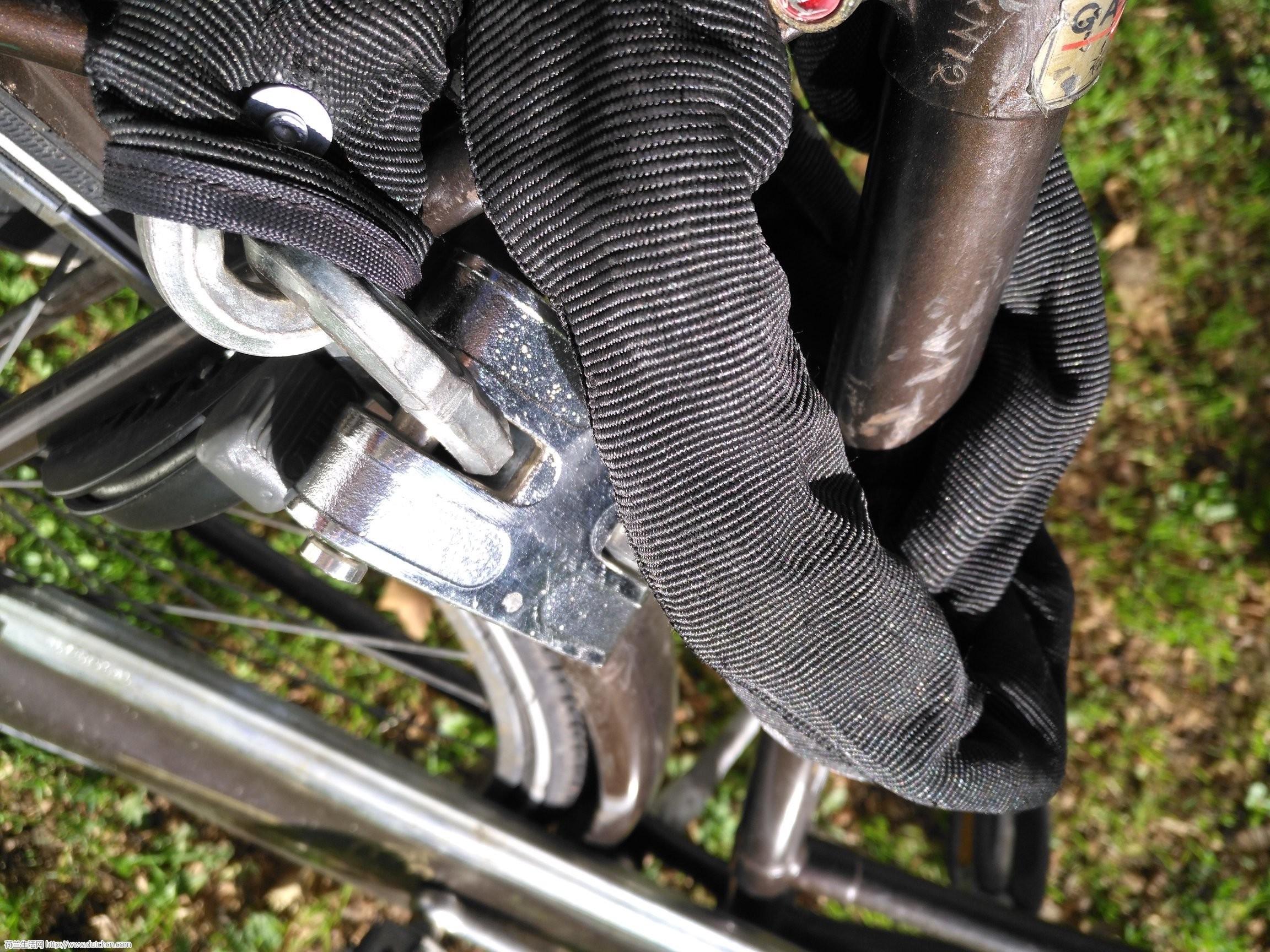 阿姆自提 二八脚刹自行车 送后轮方便锁 50欧
