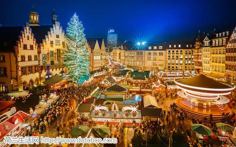 荷兰9大必逛圣诞市场,魔法中世纪&冬日森林童话,哪个都不想错过!