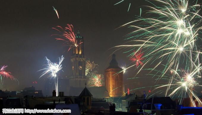 荷兰将在2019年新年前夜禁放烟花爆竹?相关部门这样说
