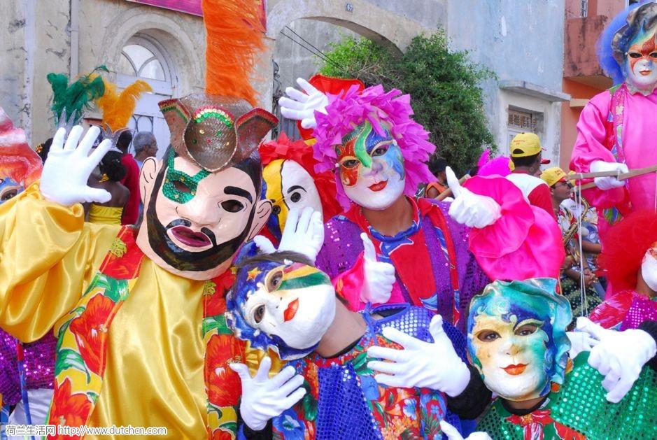 今年的荷兰嘉年华狂欢节就在本周末!快收下这份最全狂欢指南!