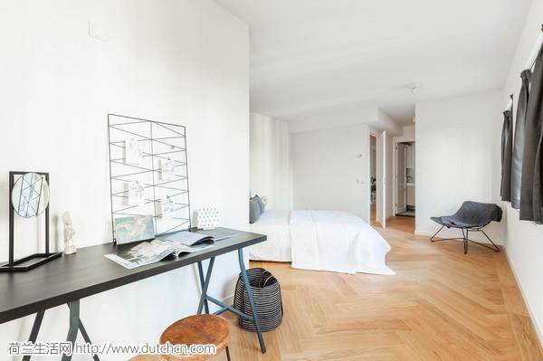 北欧简约美?24张图告诉你在荷兰价值275万欧的公寓长咋样