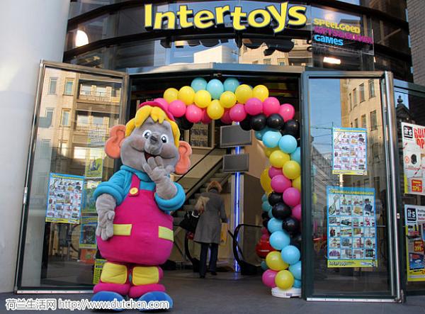 葡萄牙的绿天鹅接管Intertoys,不过有91家商店将关闭