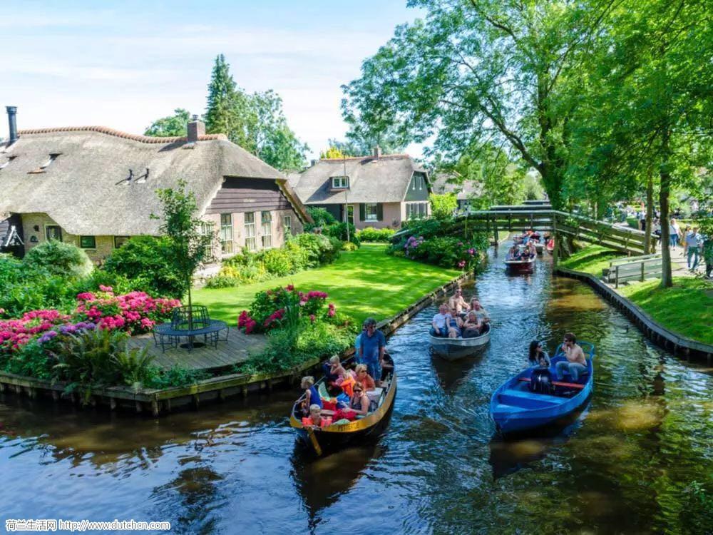 喜大普奔!下周天气将回暖,荷兰的春你终于来了!