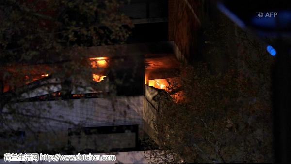 快讯:法国巴黎19区一栋建筑发生爆炸 目前伤亡不明