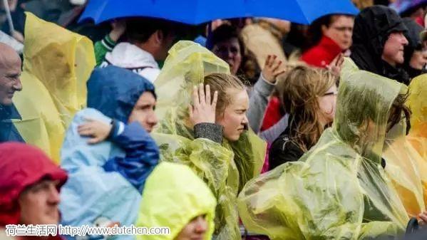 暴晒、刮风、大雨、冰雹、冷冷冷……荷兰天气要作妖!迎来最疯狂解放日