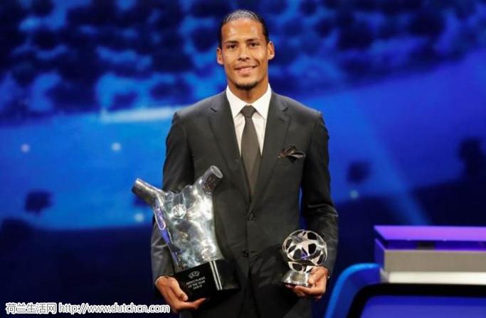 荷兰人范戴克力压梅西和C罗,夺得欧洲足联年度最佳男球员奖