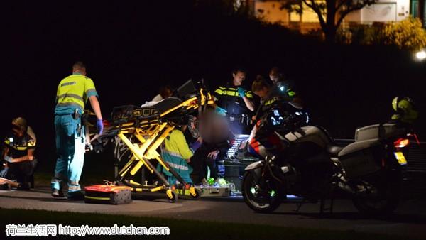 三名荷兰少年在公园遇刺!其中一名身中数刀,目前肇事者仍然在逃