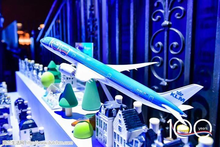 39个直飞航班 中国成为荷航最重要市场