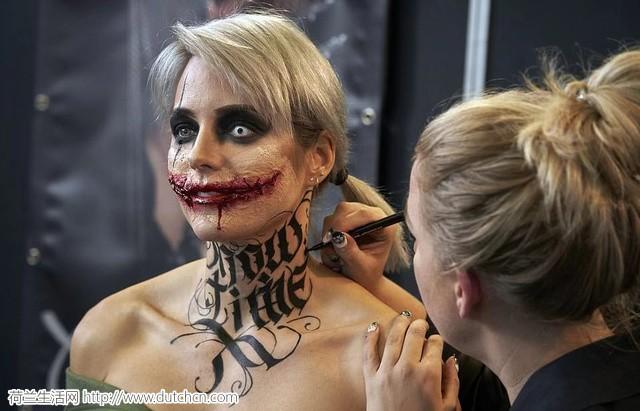 全球顶尖纹身艺术家齐聚阿姆斯特丹,欧洲最大皮肤艺术节惊艳登场