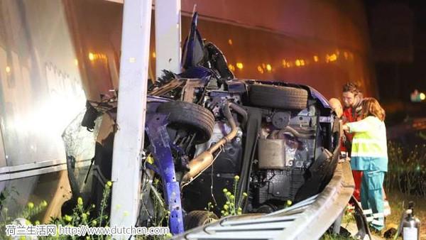警方疏于管控?荷兰因酒驾导致的道路死亡人数两年内翻了一番