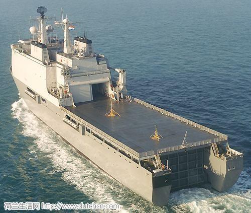 荷兰水兵将几十公斤毒品带上军舰后被捕