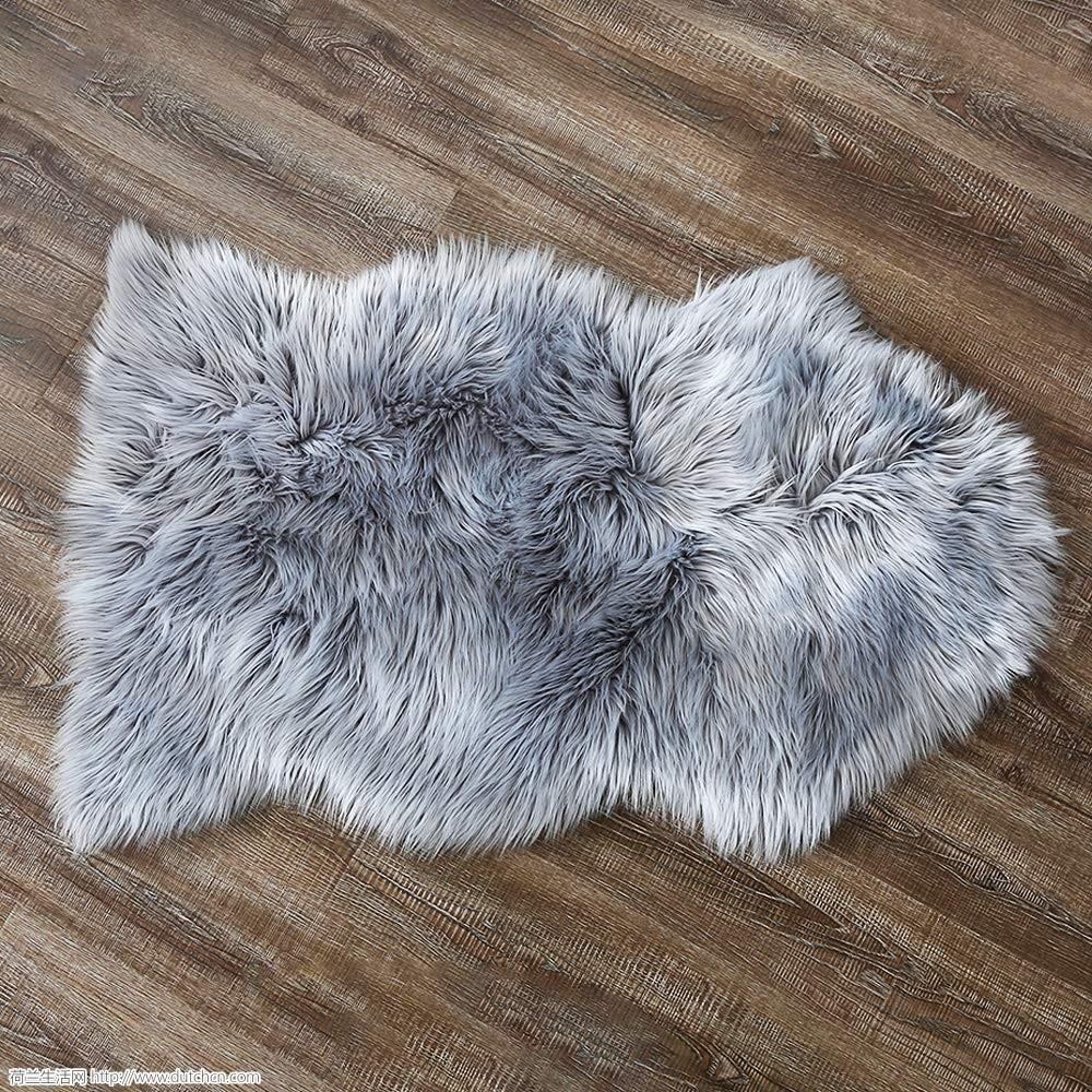 全新未开封的「毛绒小地毯」,12欧,包邮!