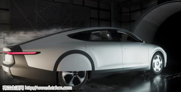 荷兰初创公司光年一号被誉为最具空气动力的汽车